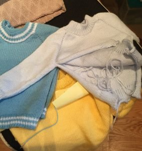 www.moderngillie.com, hand knitted sweaters