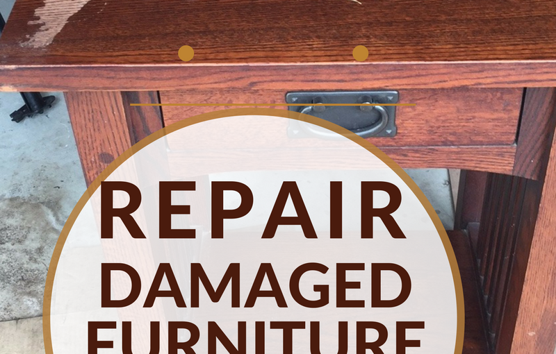 repair damaged furniture