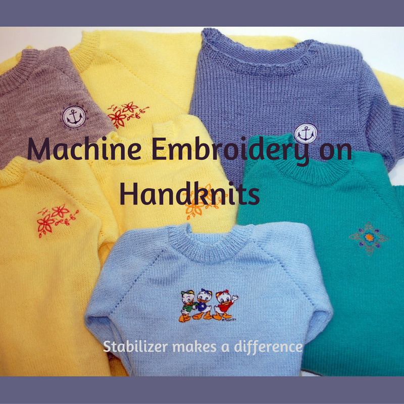 8 machine embroidered sweaters, www.moderngillie.com