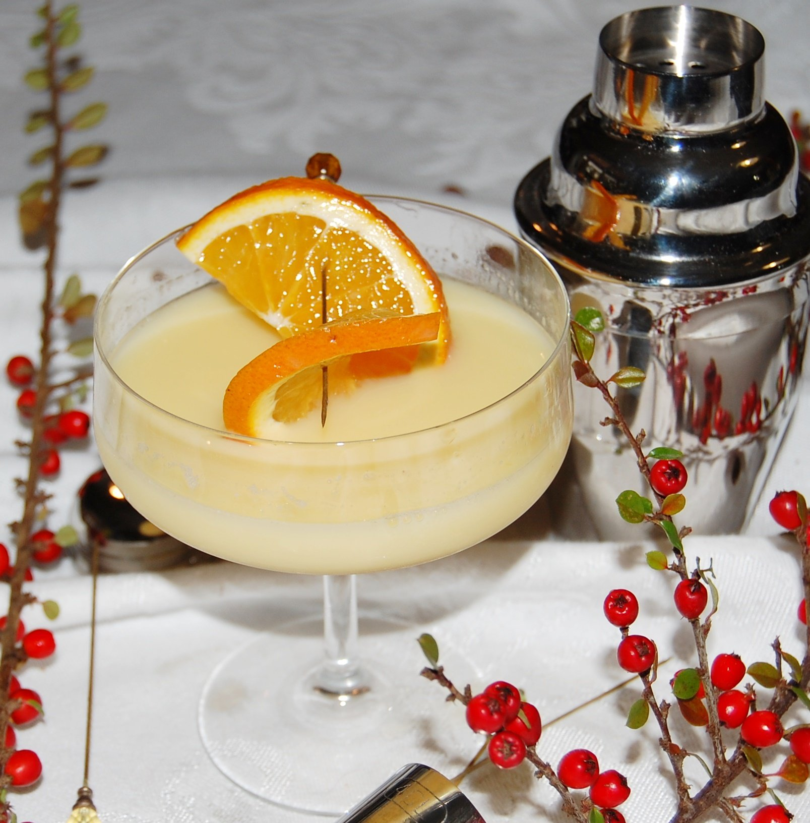 Holiday Cocktails, www.moderngillie.com