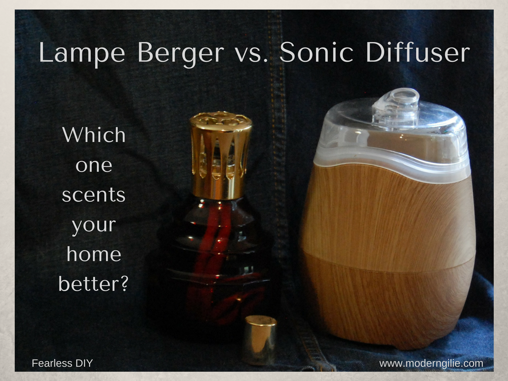 Lampe Berger Versus Sonic Diffuser Which One Is More Effective