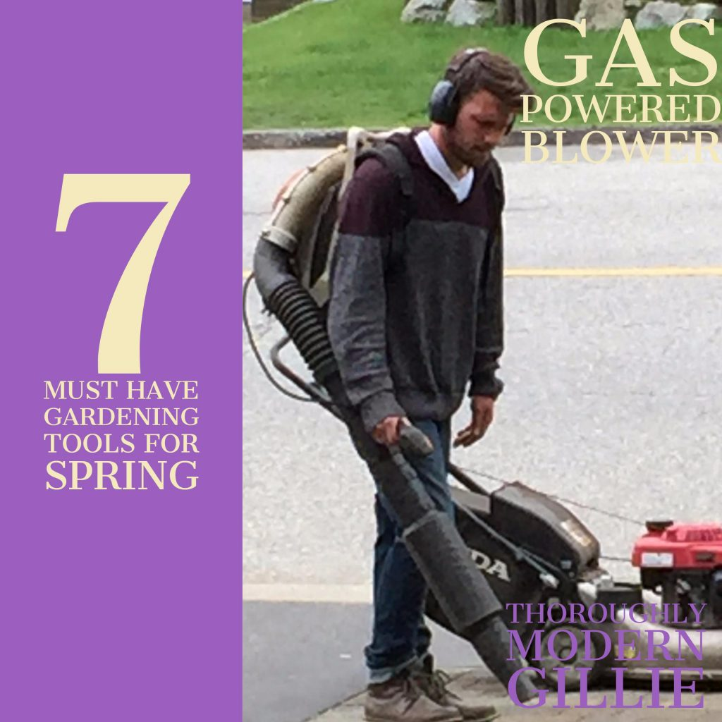 7 must have gardening tools for spring, www.moderngillie.com