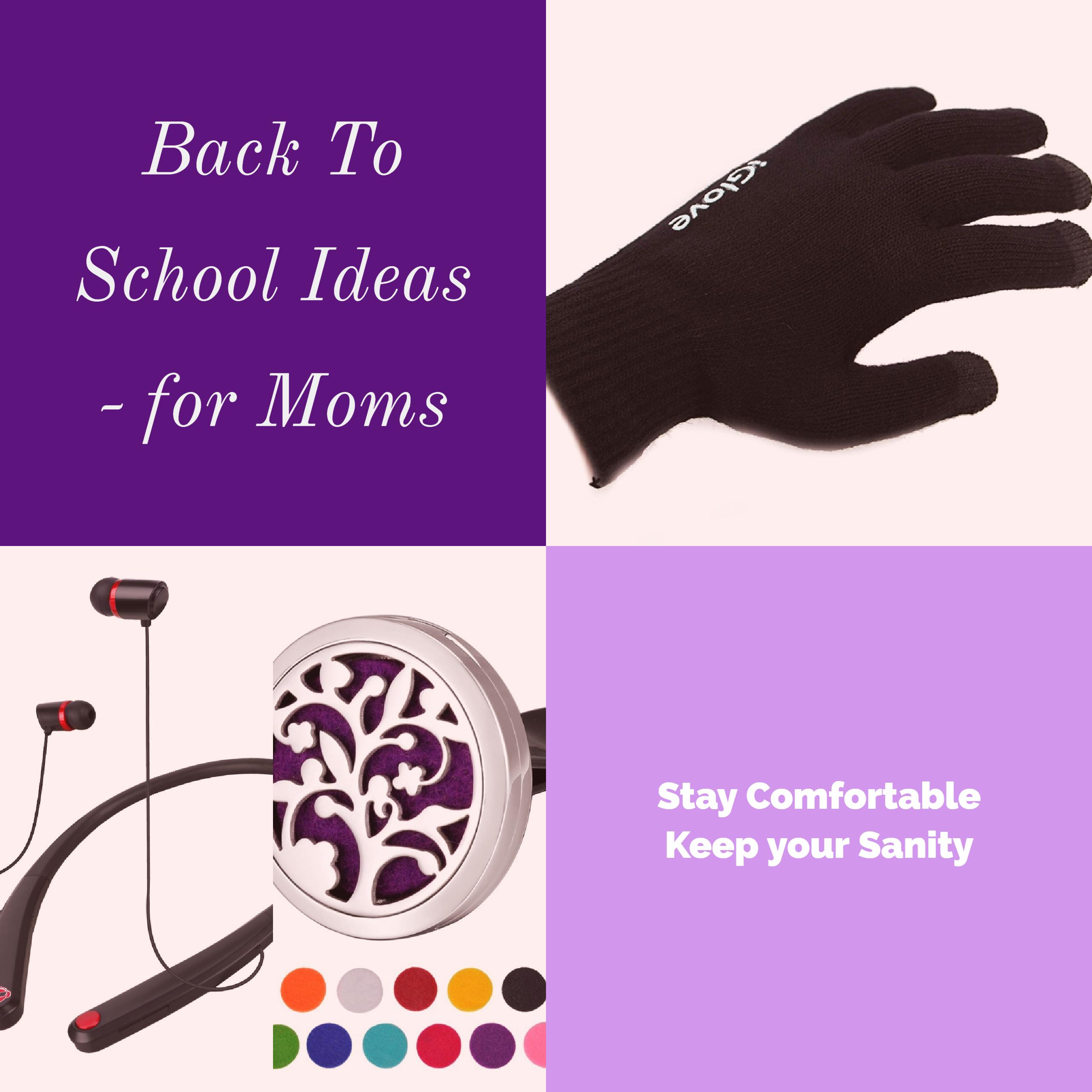 Back to School Ideas for Moms, www.moderngillie.com