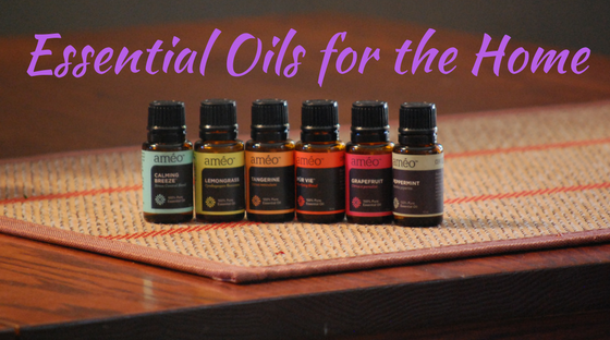 Essential Oils for the Home, www.moderngillie.com