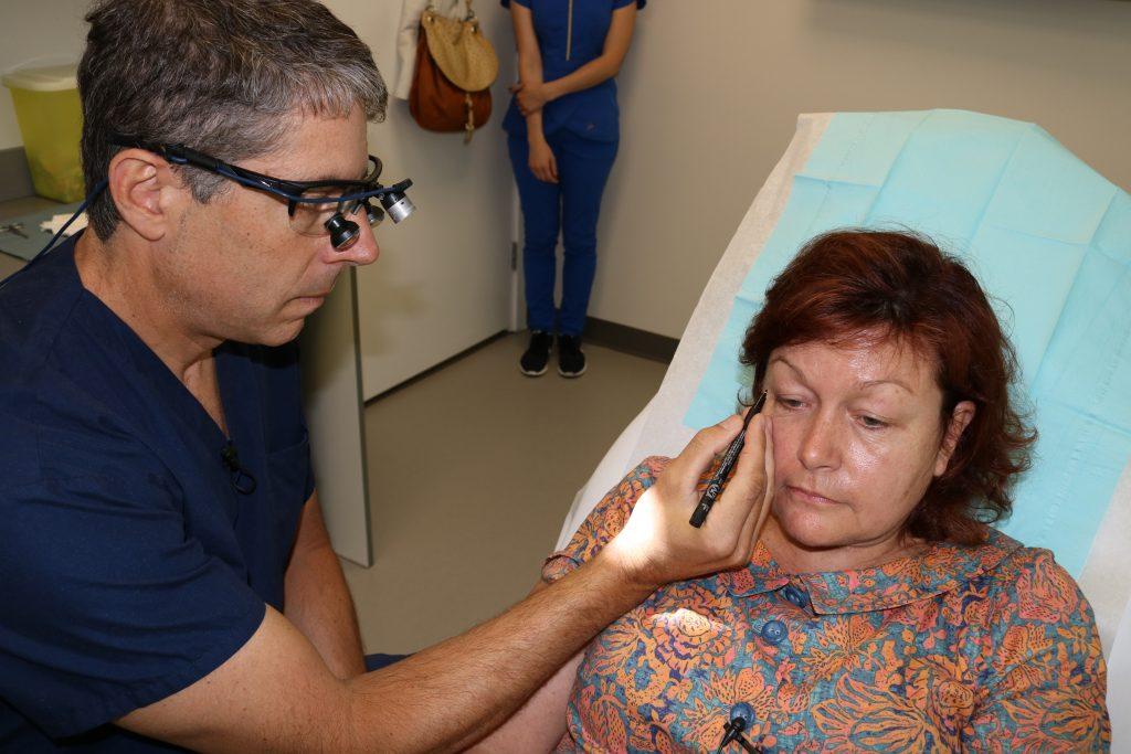 Blepharoplasty eyelid lift surgery, www.moderngillie.com