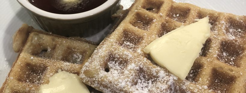 2 delicious and reliable waffle recipes, www.moderngillie.com