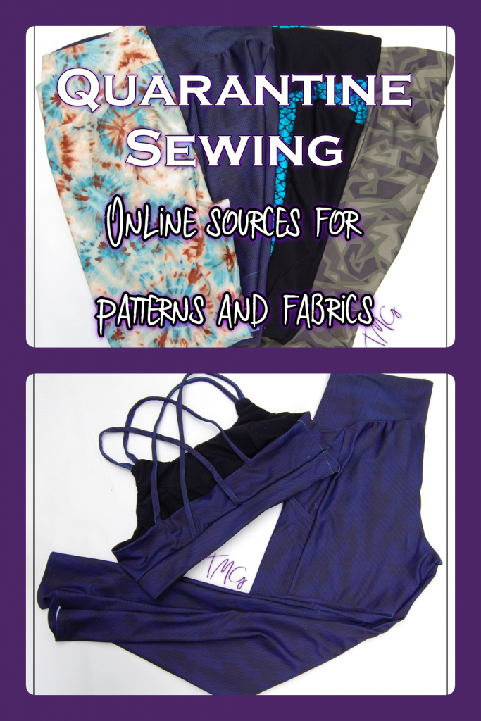 Quarantine Sewing Pinterest Pin